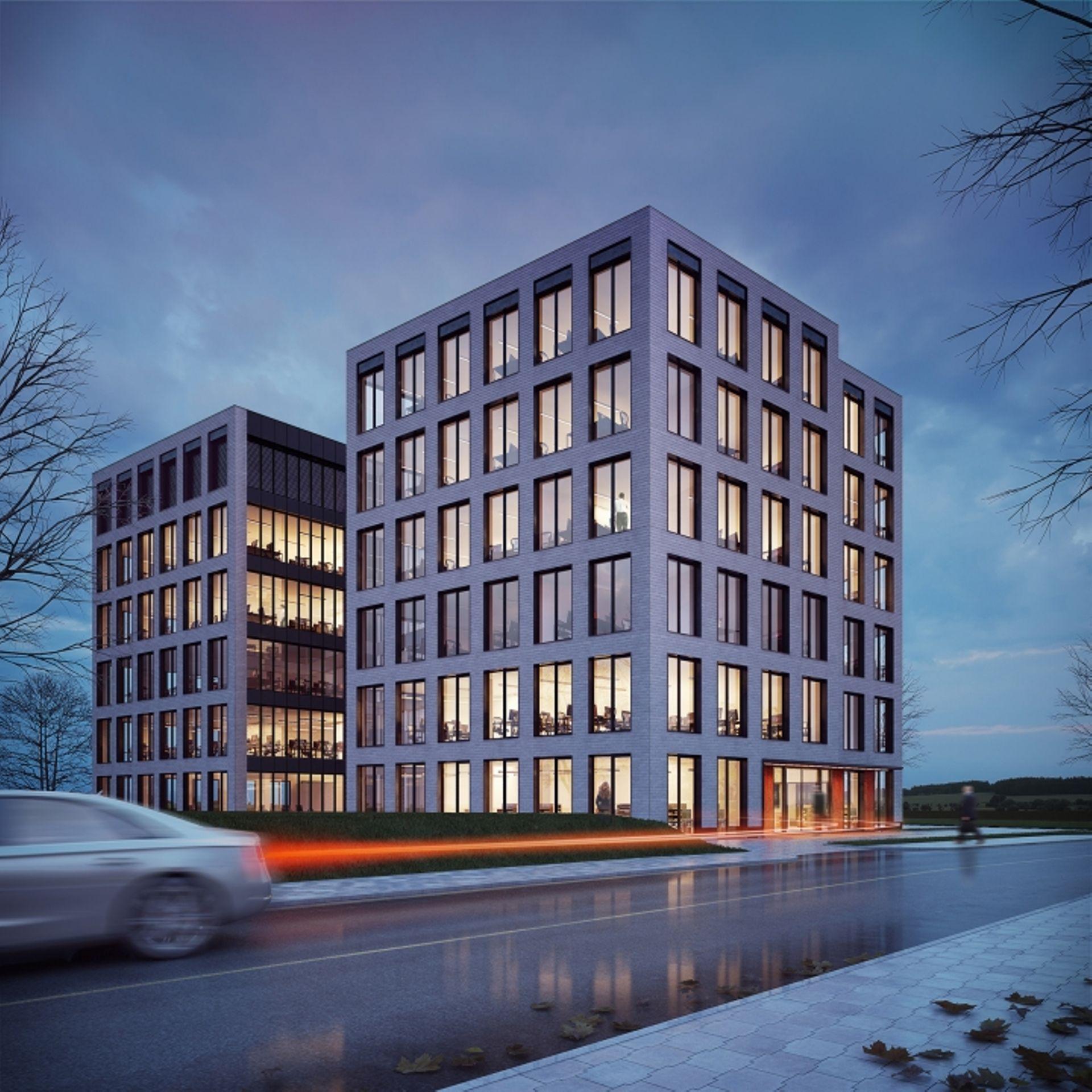Kraków: Silver Office – jeszcze w tym roku ruszy budowa nowego biurowca na Ruczaju