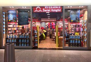 1ad08f818f Księgarnia otworzyła się w Tęczy Kalisz. W galerii Tęcza w Kaliszu ...
