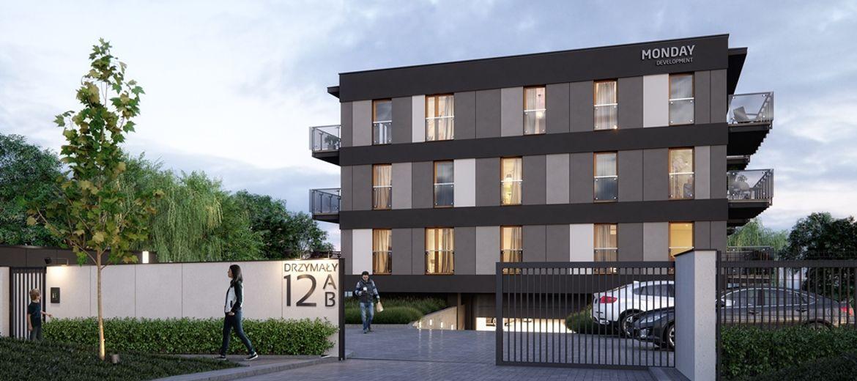Apartamenty Zielony Sołacz zpozwoleniem