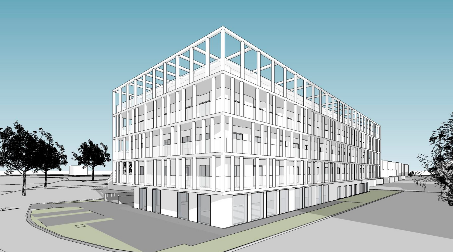 Wrocław: Świeradowska 75A – Nacarat zbuduje mieszkania przy Wzgórzu Gajowym